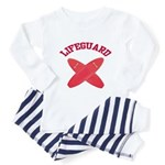 Lifeguard Toddler Pajamas