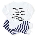 Brap Brap Brap - Rotary - Toddler Pajamas