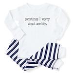 Sometimes I worry... Toddler Pajamas
