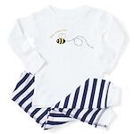 1st Bee Loop Toddler Pajamas