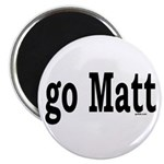 """go Matt 2.25"""" Magnet (10 pack)"""