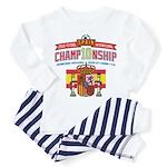 2010 Championship Toddler Pajamas