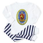 USS LOUISIANA Toddler Pajamas