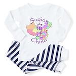 Suqian China Toddler Pajamas