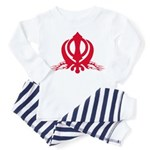 Khanda [Jaguars] Toddler Pajamas