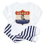 Obama / Biden JFK '60 Shield Toddler T-Shir