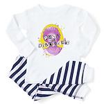 Punk and Disorderly Toddler Pajamas