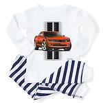 New Camaro Red Toddler Pajamas