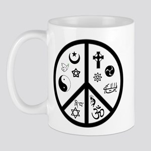 Peaceful Coexistence Mug
