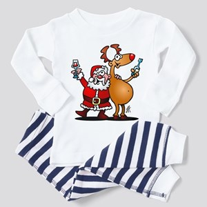 Reindeer Toddler Pajamas - CafePress 137929740