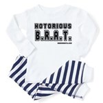 B.R.A.T. Toddler Pajamas