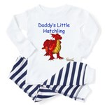 Daddy's Little Hatchling Toddler Pajamas