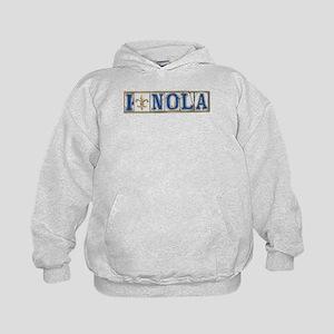Love NOLA Kids Hoodie