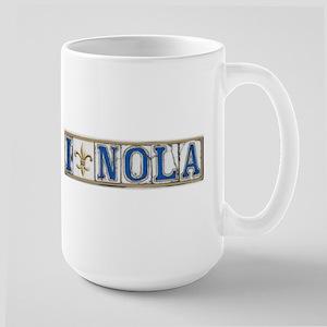 Love NOLA Large Mug