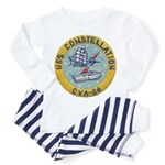 USS CONSTELLATION Toddler Pajamas