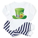 St. Patrick's Day Toddler Pajamas