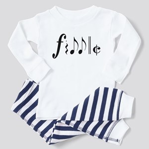 Great NEW fiddle design! Toddler Pajamas