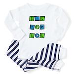 Tit For Tot Toddler Pajamas