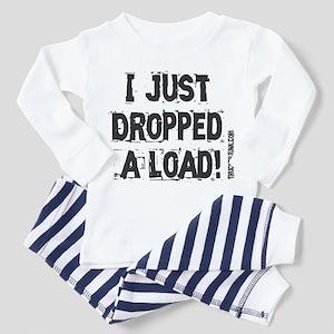 114a473fa1 I Just Dropped a Load - Light Toddler T-Shi