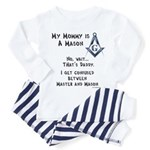 My Mommy is a Mason Toddler Pajamas