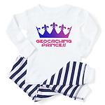 Geocaching Princess Blue/Pink Toddler T-Shi