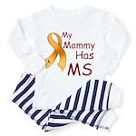My Mommy Has MS Toddler Pajamas