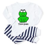 Think Green Toddler Pajamas