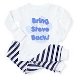 Bring Steve Back Toddler Pajamas
