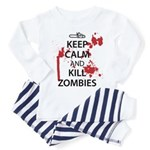Keep Calm Toddler Pajamas