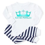 Kayak Princess 1 Toddler Pajamas