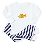 Sparky the Wonderfish Toddler Pajamas