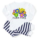 flowerpowersmileysfp Pajamas