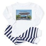 Half Moon Cay Toddler Pajamas
