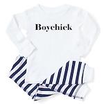 Boychick Toddler Pajamas