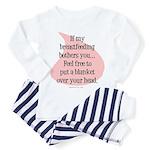 Feel free breastfeeding Toddler Pajamas