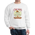 Chicago Pizza Eating Champion Sweatshirt