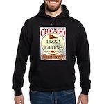 Chicago Pizza Eating Champion Hoodie (dark)