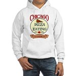 Chicago Pizza Eating Champion Hooded Sweatshirt