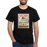 Chicago Pizza Eating Champion Dark T-Shirt