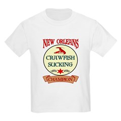 New Orleans Eating Champion T-Shirt