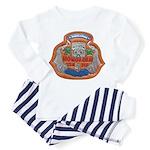 USS HONOLULU Toddler Pajamas