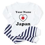 Personal Japan Toddler Pajamas