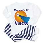 Momma's Lil' Vulcan Toddler Pajamas