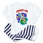 Rocket Kid Toddler Pajamas