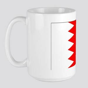Bahrain Large Mug