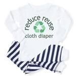 Recycle & Cloth Diaper - Toddler Pajamas