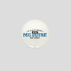 McGuire Air Force Base Mini Button