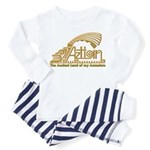Aztlan Soul Toddler Pajamas