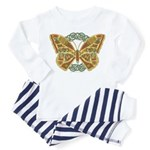 Celtic Butterfly Toddler Pajamas