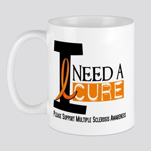 I Need A Cure MS Mug